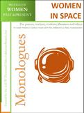 Women History - Nine Women in Space