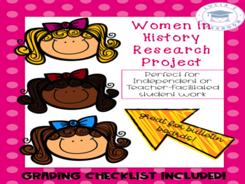 Women in History Research Project
