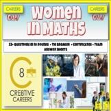 Women in Math Careers Quiz