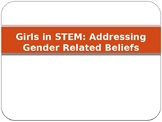 Women in STEM - Teacher/Administrator Professional Development