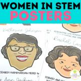 Women in STEM and Engineering Design Process BUNDLE