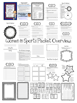 Women in Sports: Interactive Research Poster