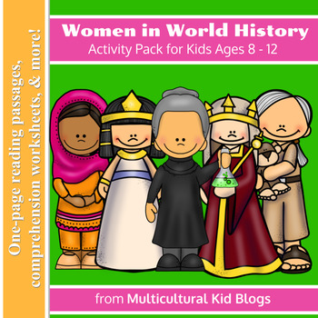 Women in World History Activity Pack
