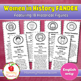 Women in World History Fandex