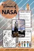 Women of NASA Unit Study