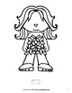 Women of the Bible Coloring Book
