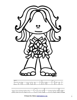 Women of the Bible Coloring Book-Level B