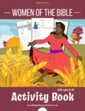 Women of the Bible Quiz Book