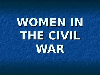 Women of the Civil War