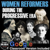 Women of the Progressive Era(Reforms) Informational Text Analysis
