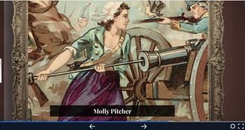 Women of the Revolutionary War Prezi