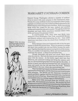 Women of the Revolutionary War Bundle
