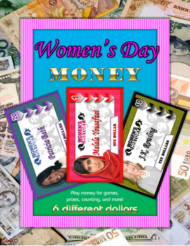 Women's Day Money Set