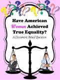 Women's Equality DBQ