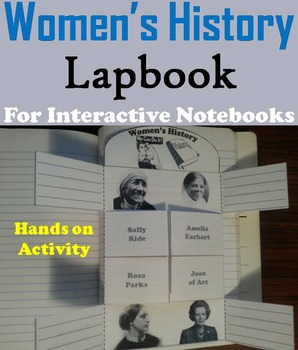 Women's History Month Unit Activity