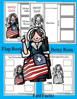 Women's History Month Flap Books and Fast Facts Graphic Organizers!