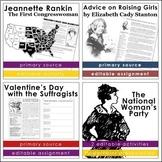 Women's History Bundle