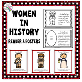 Women's History Bundle - Reader & Posters (Women's History