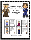 Women's History Card Games