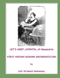 Women's History:Hypatia,First Woman Mathematician(Reading)Distance Learning