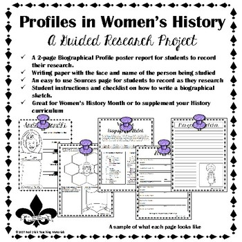 Women's History Guided Research Activity: Jackie Joyner Kersee