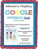 Women's History Hyperdoc