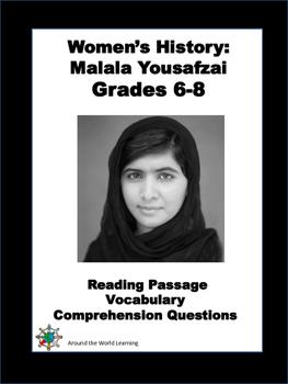 Women's History: Malala Yousafzai