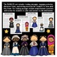 Women's History Month BUNDLE that features 6 Women of Char