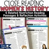 Women's History Activities