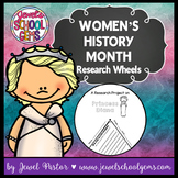 Women's History Month Activities (Women's History Month Re