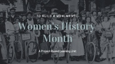 Women's History Month: A Project-Based Unit