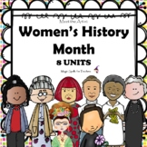 Women's History Month Activities - Famous Female Artists B