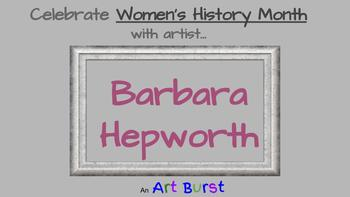 Women's History Month, Artist, March, Art History, Critical Thinking