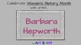 Women's History Month, Artist, March, Art History, Critica