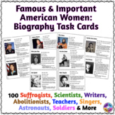 Famous and Important American Women in History: Biography