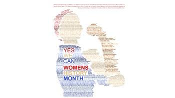 Women's History Month Clip Art