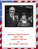 FREE: Women's History Month: First Lady Florence Harding