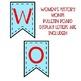 Women's History Month Biography Unit