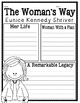 Women's History Month Lapbook