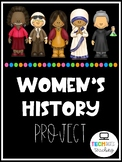 Women's History Month Project