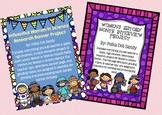 Women's History Month Project Bundle