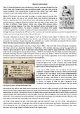 Women's History Month - Reading Comprehension Worksheet (ESL, ELL, ELT)