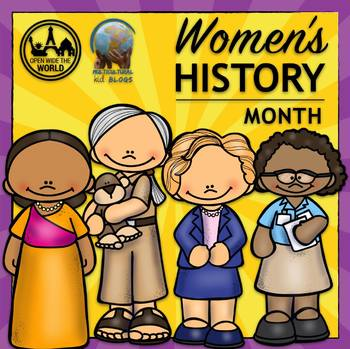 Women's History Month Research Packet