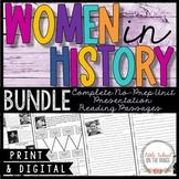 Women's History Month Super BUNDLE