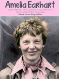 Women's History Month: Text-Dependent Reading and Writing Unit {Amelia Earhart}