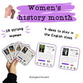 Women's History Month pack