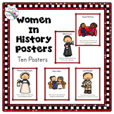 Women's History Posters