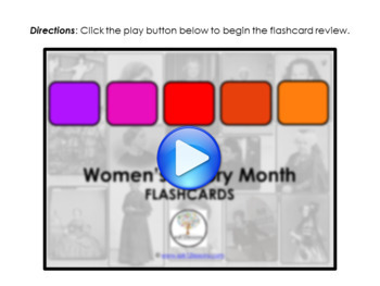 Women's History Powerpoint