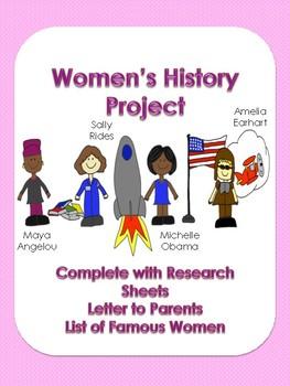 Women's History Project