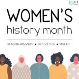 Women's History Project Bundle